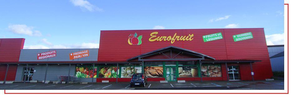 Eurofruit à Langogne
