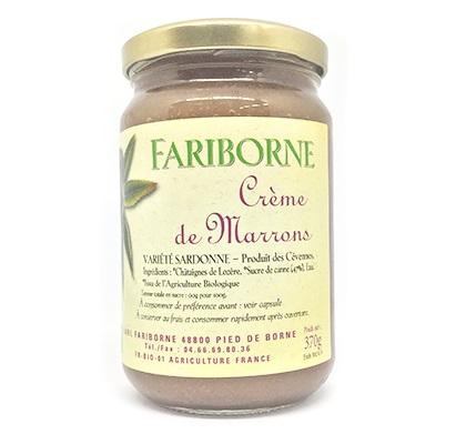 Crème de Marrons Fariborne