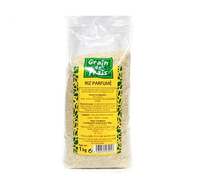 Riz parfumé Grain de Frais