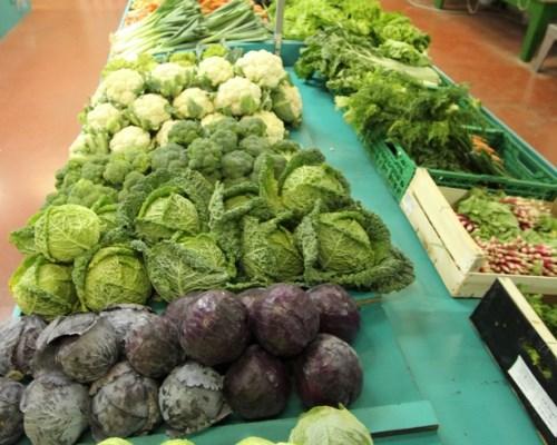Fruits et légumes frais d'Eurofruit
